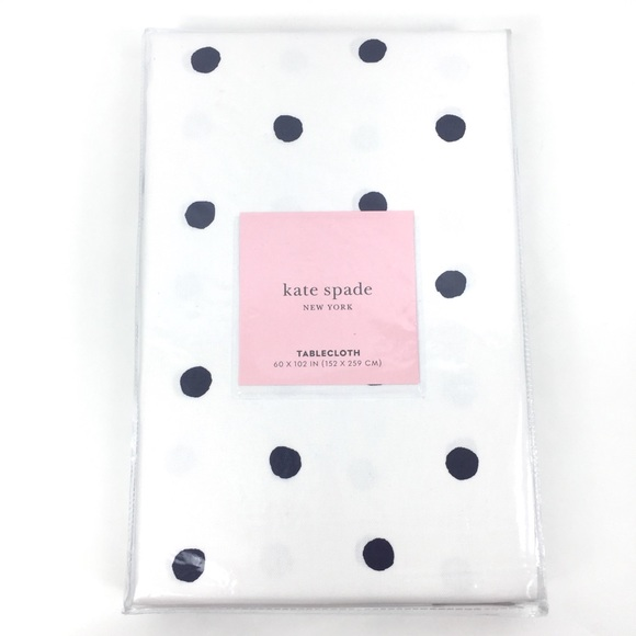 kate spade Other - Kate Spade Charlotte Street Tablecloth